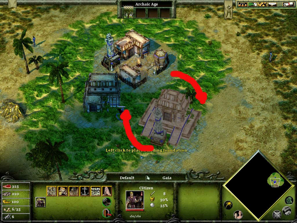 How To Rotate Buildings Age Of Empires
