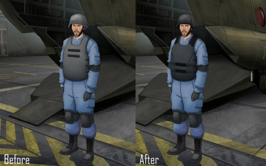 Better Armour Graphics