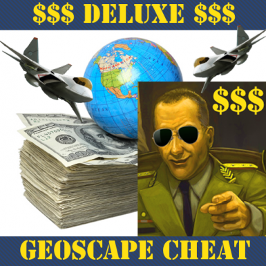 Deluxe Geoscape Cheat
