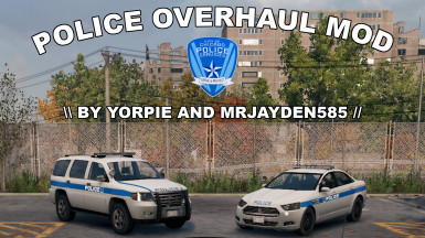 Police and Faction Overhaul