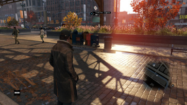 Light DOF Mod for Watch Dogs v1.3