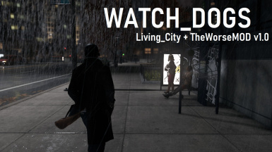 Living_City and TheWorse Mod COMBINED - Bad Blood Compatible