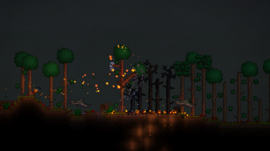 Terraria Overhaul - Gameplay enhancements and much more at Terraria