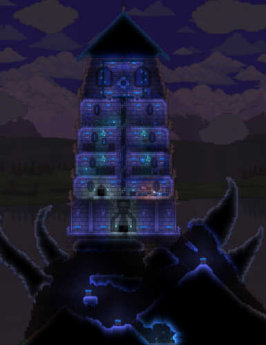 Arcania RPG Map at Terraria Nexus - Mods and community