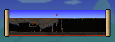 Terraria FakeProGamingClear world v1.32 incomplete