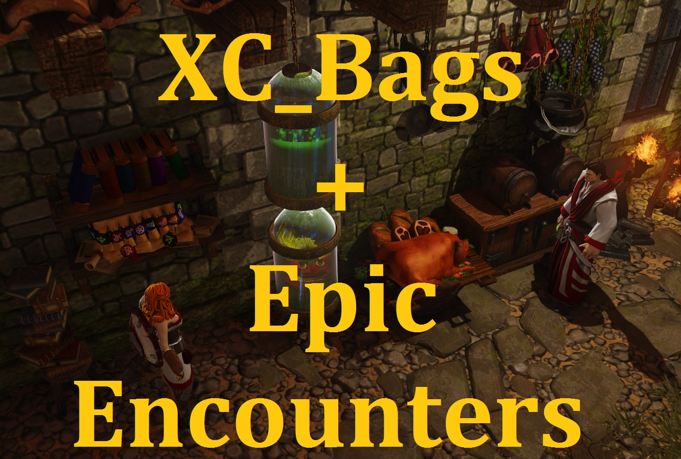 Xc Encounters Crafting