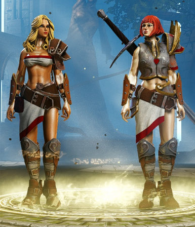 Sexy Armor Redesigns