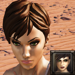 New Female Face and Portraits