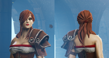 Companion Female Hair styles for Players by Mr Esturk.