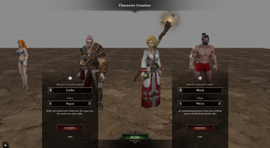 4 Character Creation