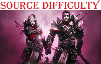 Source Difficulty Mod