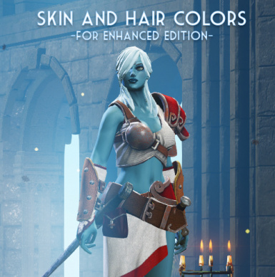 Skin and Hair Colors