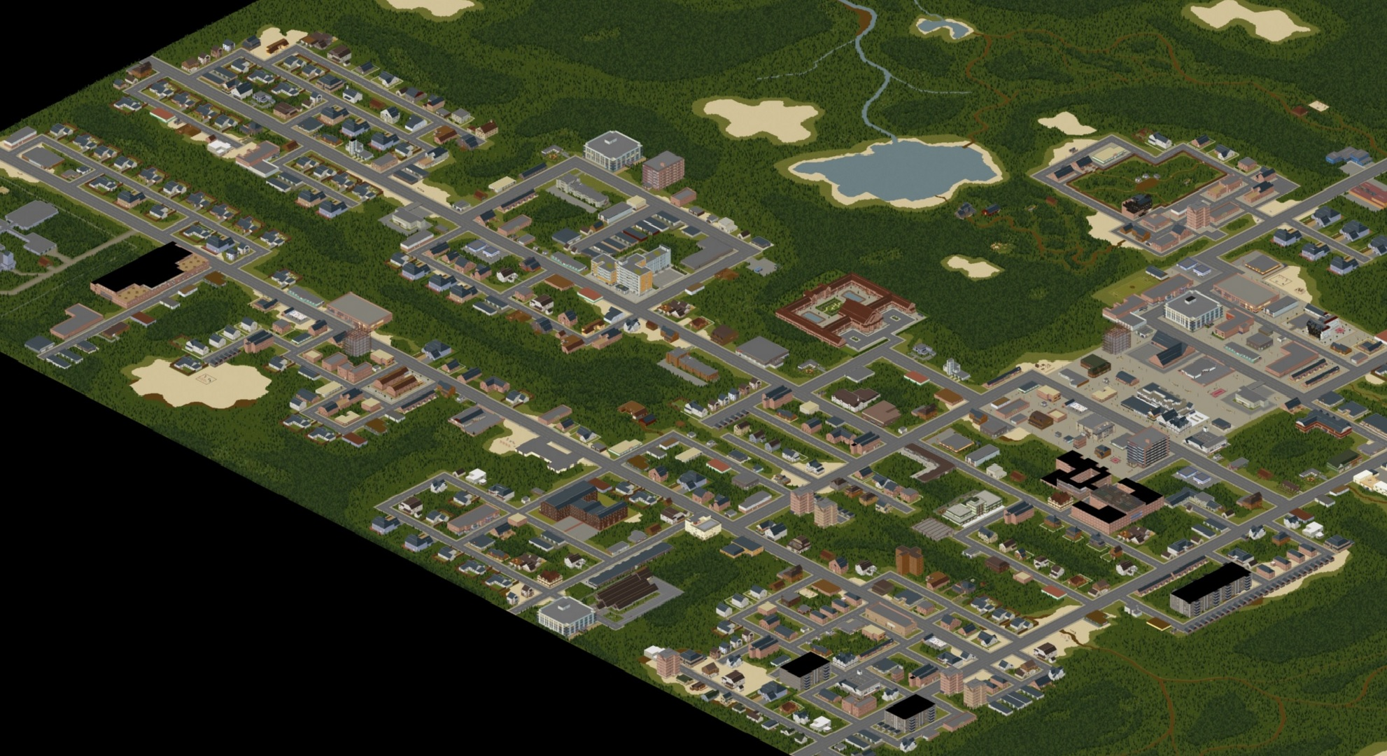 Project Zomboid Map Project Softwaremonster Info