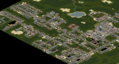 Bedford Falls at Project Zomboid Nexus - Mods and community