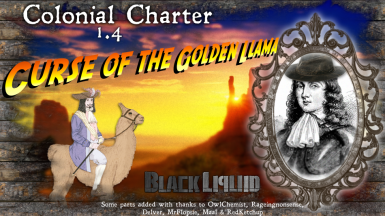 Colonial Charter 1.43 - Curse of the Golden Llama