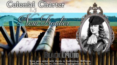 Colonial Charter 1.55 - New Frontier