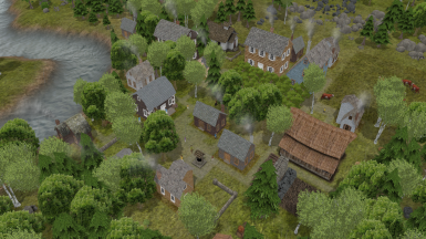 Colonial Houses 1.53