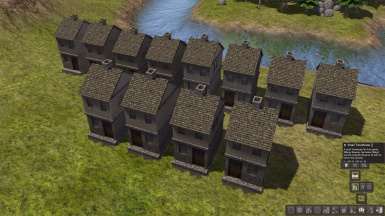 version 1 - small townhouses