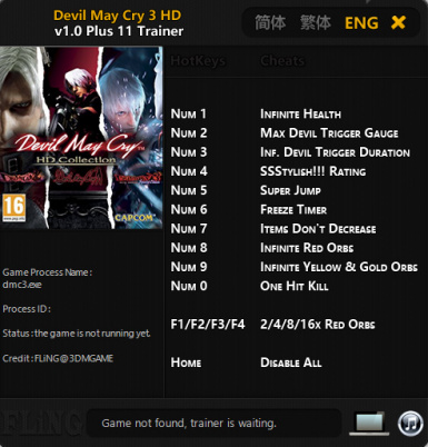 Devil May Cry 3 Special Edition Free Download | Hienzo.com