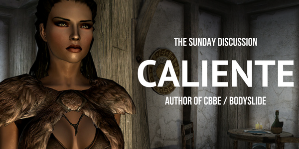 The Sunday Discussion - Caliente - Author of