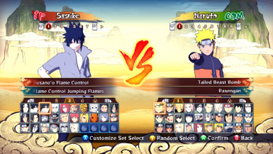 Naruto Ultimate Ninja Storm Revolution Nexus - Mods and