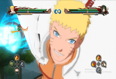 Naruto 7th Hokage Port