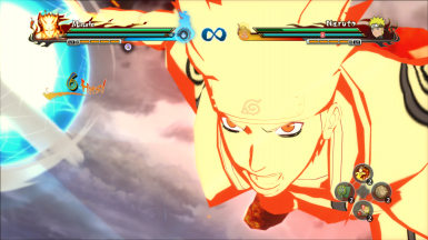alive edo and kcm minato at naruto ultimate ninja storm revolution