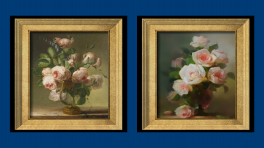 Hi-Res Still Life Paintings