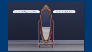 Captain Chaz Mirror as Pristine Portal