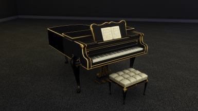 Elegant Buyable Classical Piano