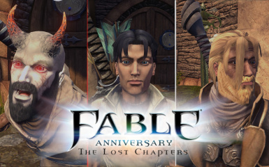 Fable Anniversary The Lost Chapter
