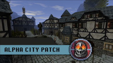 Alpha City Patch