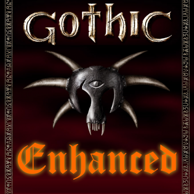 Gothic Enhanced Logo Final