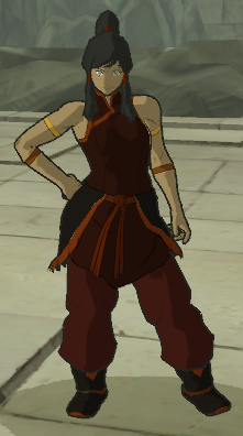 Fire Nation Outfit