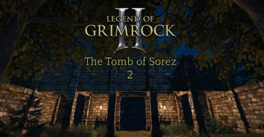 The Tomb of Sorez 2