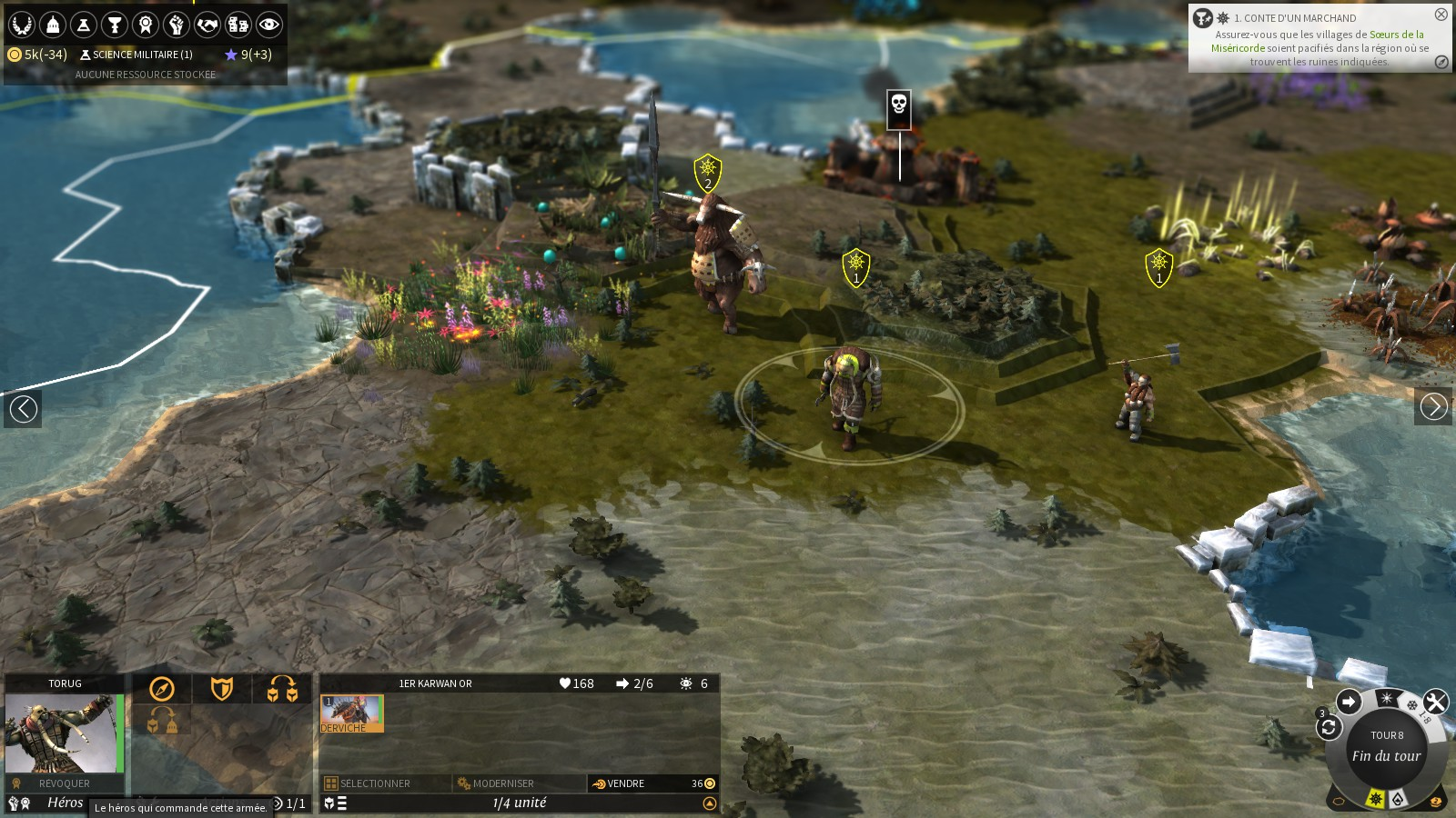 Even More Epic MOD at Endless Legend Nexus - Mods and community