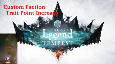 Custom Trait Point Increase