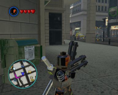 Deathstroke from dc villains lego marvel super heroes at