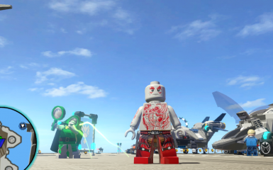 Guardians Of The Galaxy Pack (CMM) At Lego Marvel Super