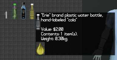 Bottle Label Mod