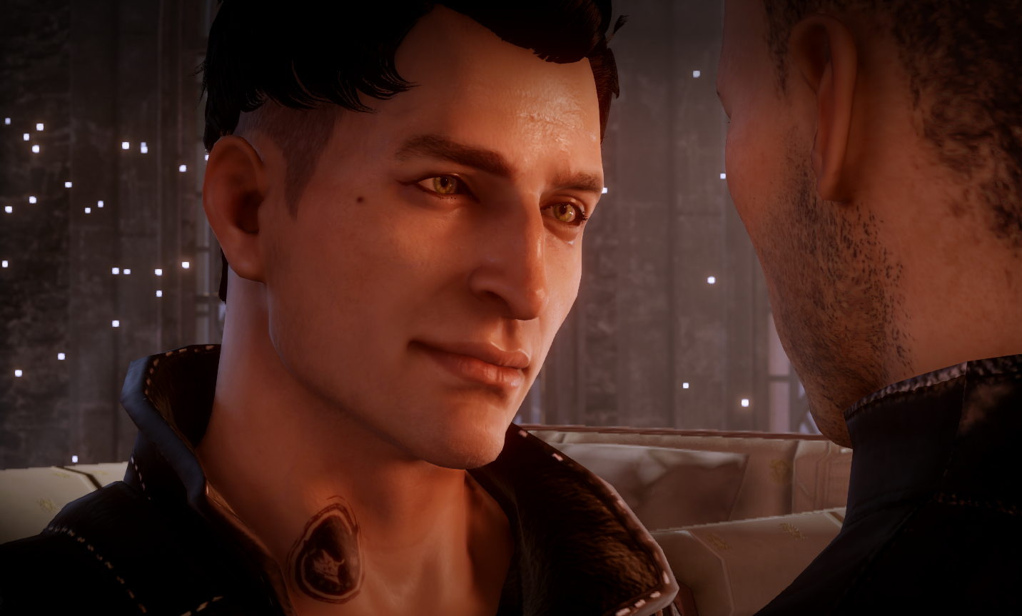 Dorian Tattoos At Dragon Age Inquisition Nexus  Mods And Community