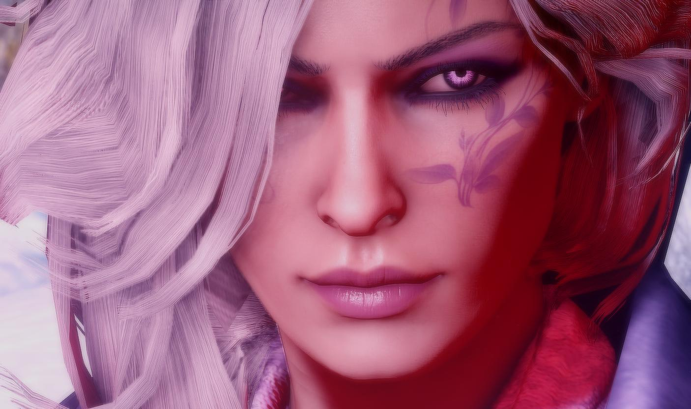 Frost Trevelyan sliders - human female at Dragon Age ...