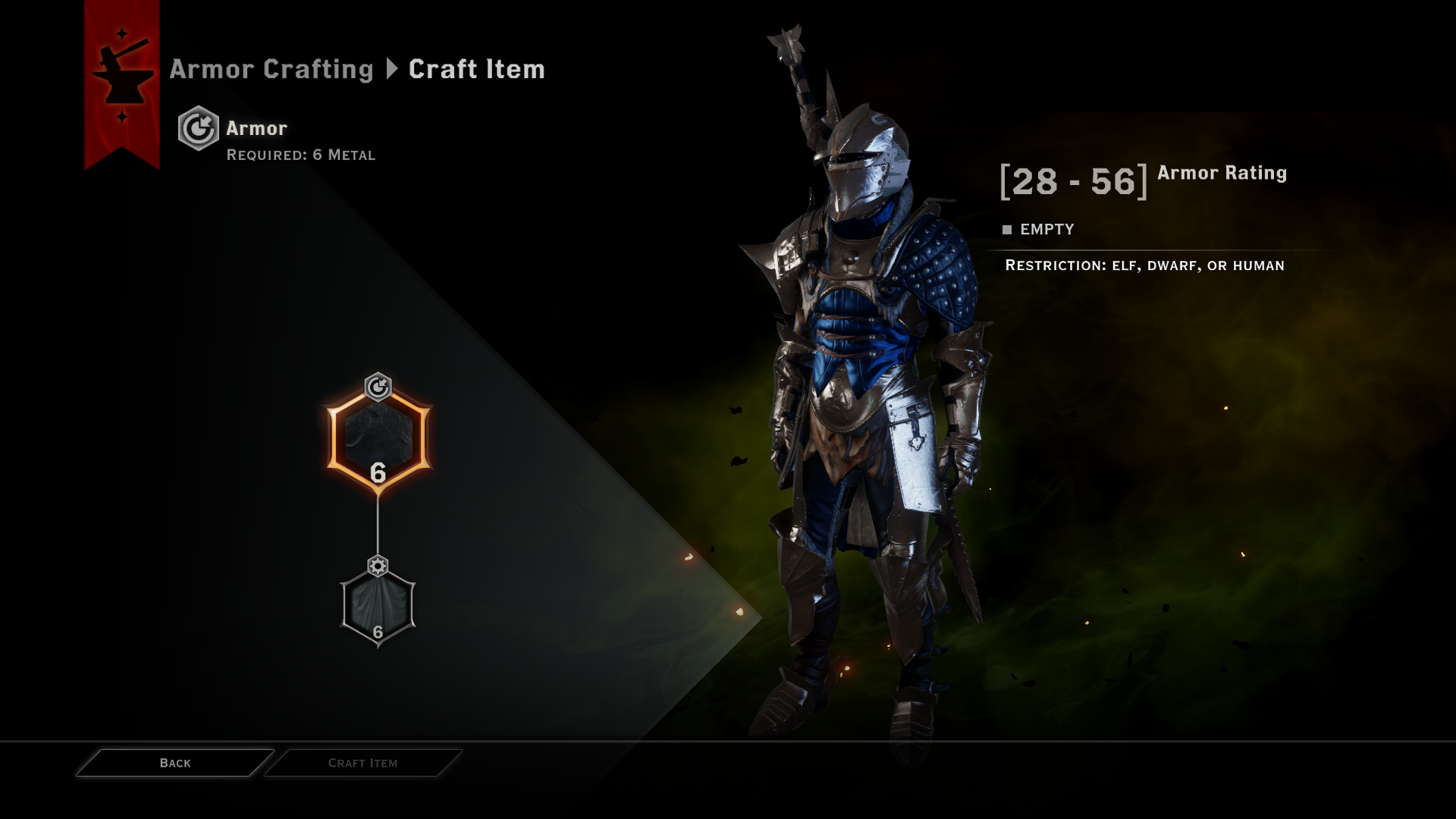 Free Marches Helmet Replacer at Dragon Age: Inquisition