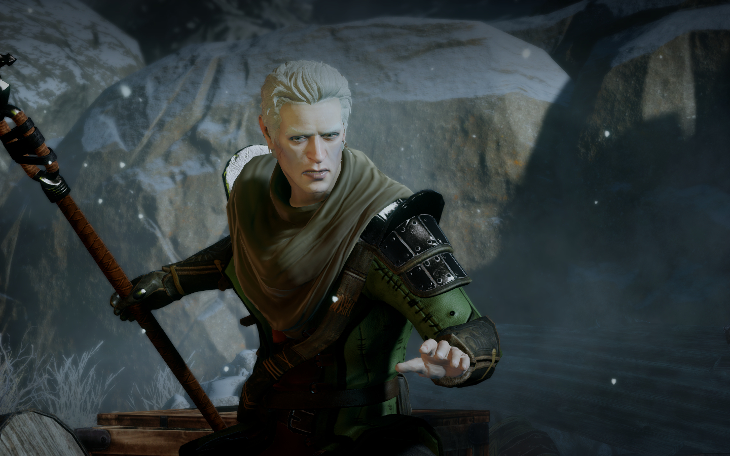 The Polar Mage Krionis At Dragon Age Inquisition Nexus