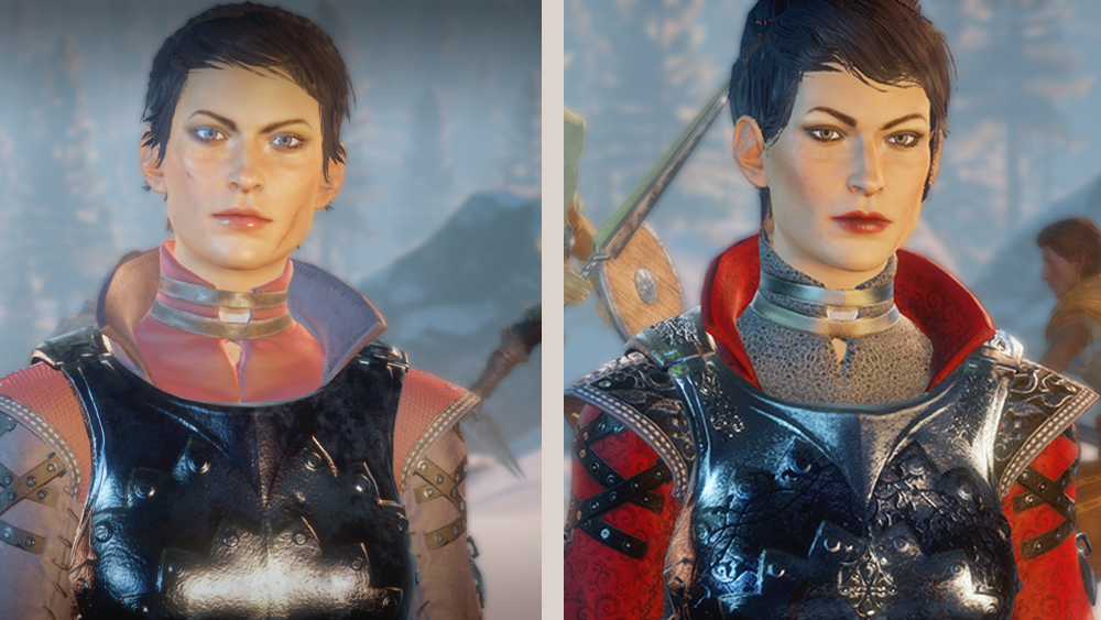 Cassandra Pentaghast At Dragon Age: Inquisition Nexus