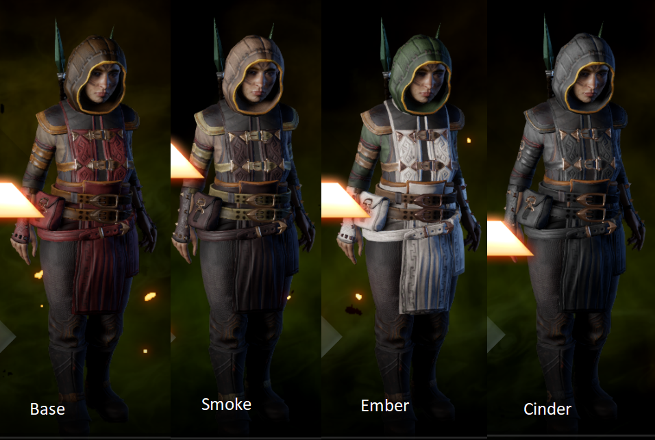 Dragon Age Inquisition Multiplayer Armor Crafting