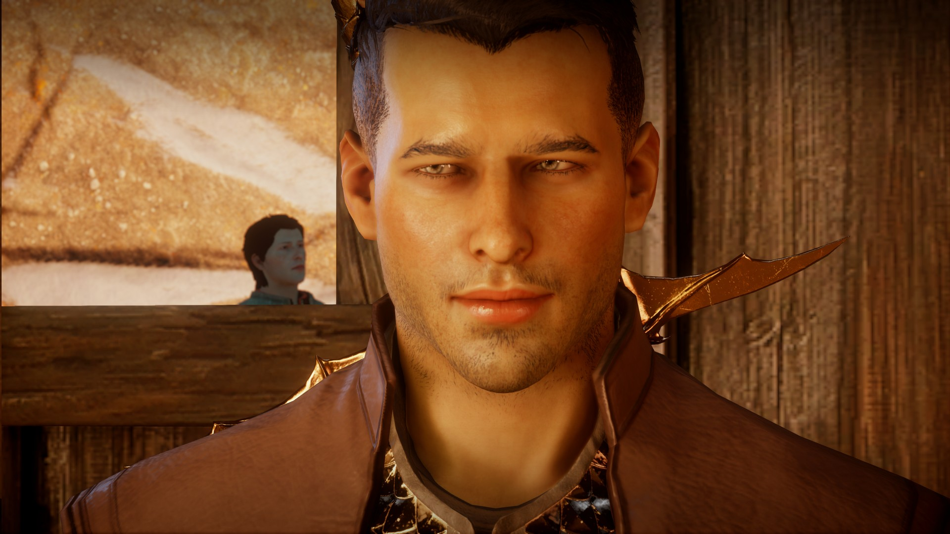 Soren Trevelyan 2 Handed Warrior At Dragon Age Inquisition Nexus Mods And Community