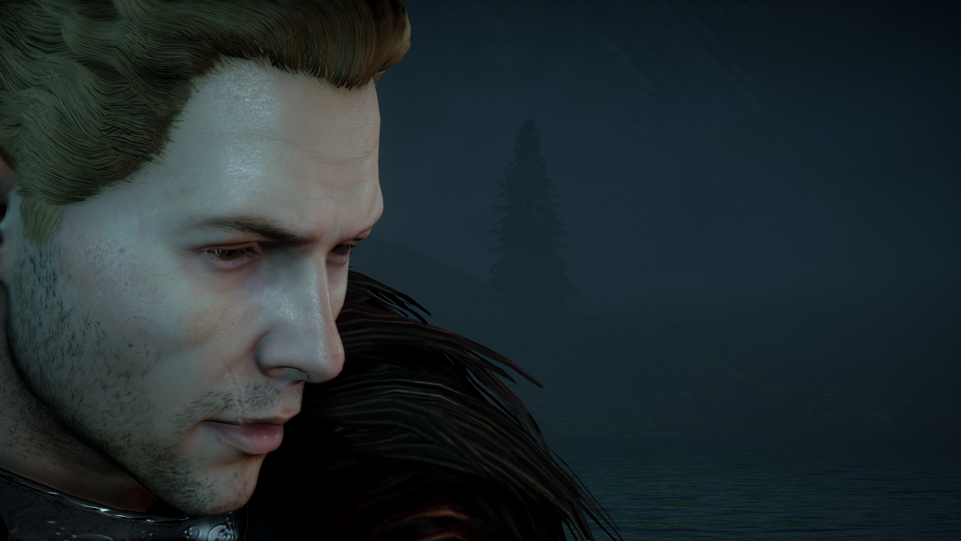 Cullen Custom Scar At Dragon Age Inquisition Nexus Mods And