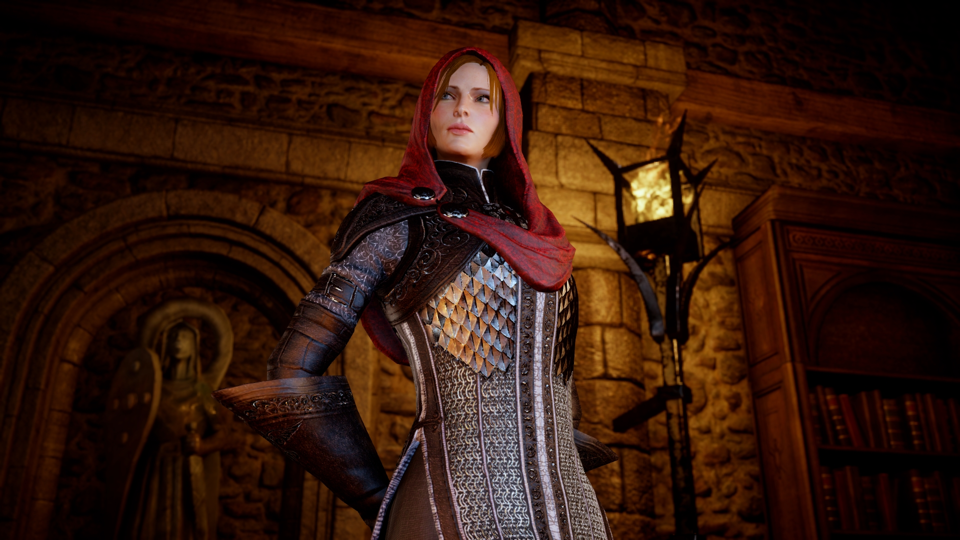 Iron Lady Leliana At Dragon Age Inquisition Nexus Mods