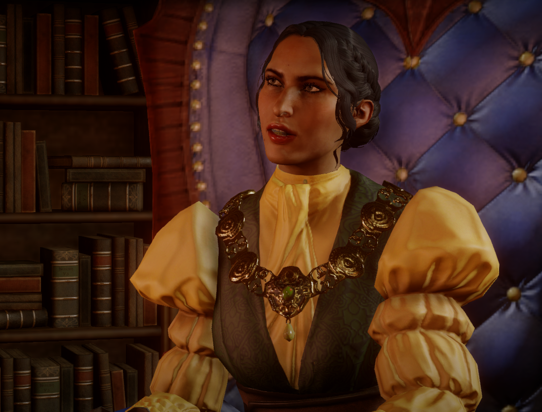 dragon age dating josephine Who should i romance in dragon age: inquisition a complete guide here's a run-down of all the characters you can romance in dragon age: josephine.